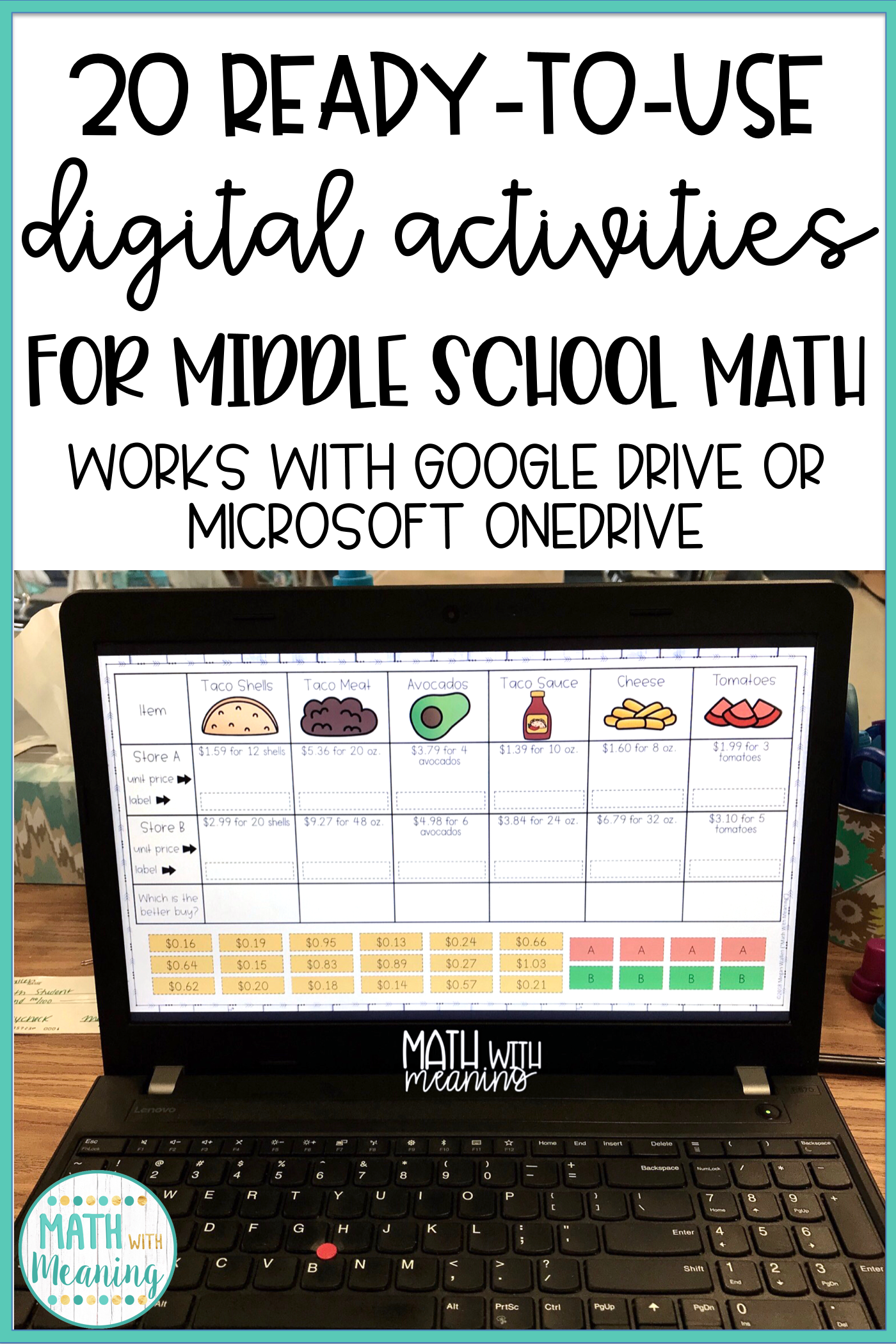 Are you 11? This bundle contains 20 digital activities on