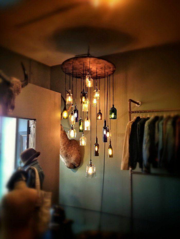 diy lampen und leuchten led lampen orientalische lampen lampe mit ...