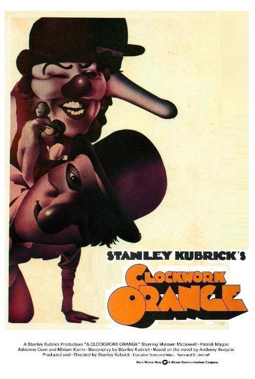 Http C300221 R21 Cf1 Rackcdn Com A Clockwork Orange Stanley Kubrick 1971 1370026331 B Jpg Cartaz Setima Arte Filmes