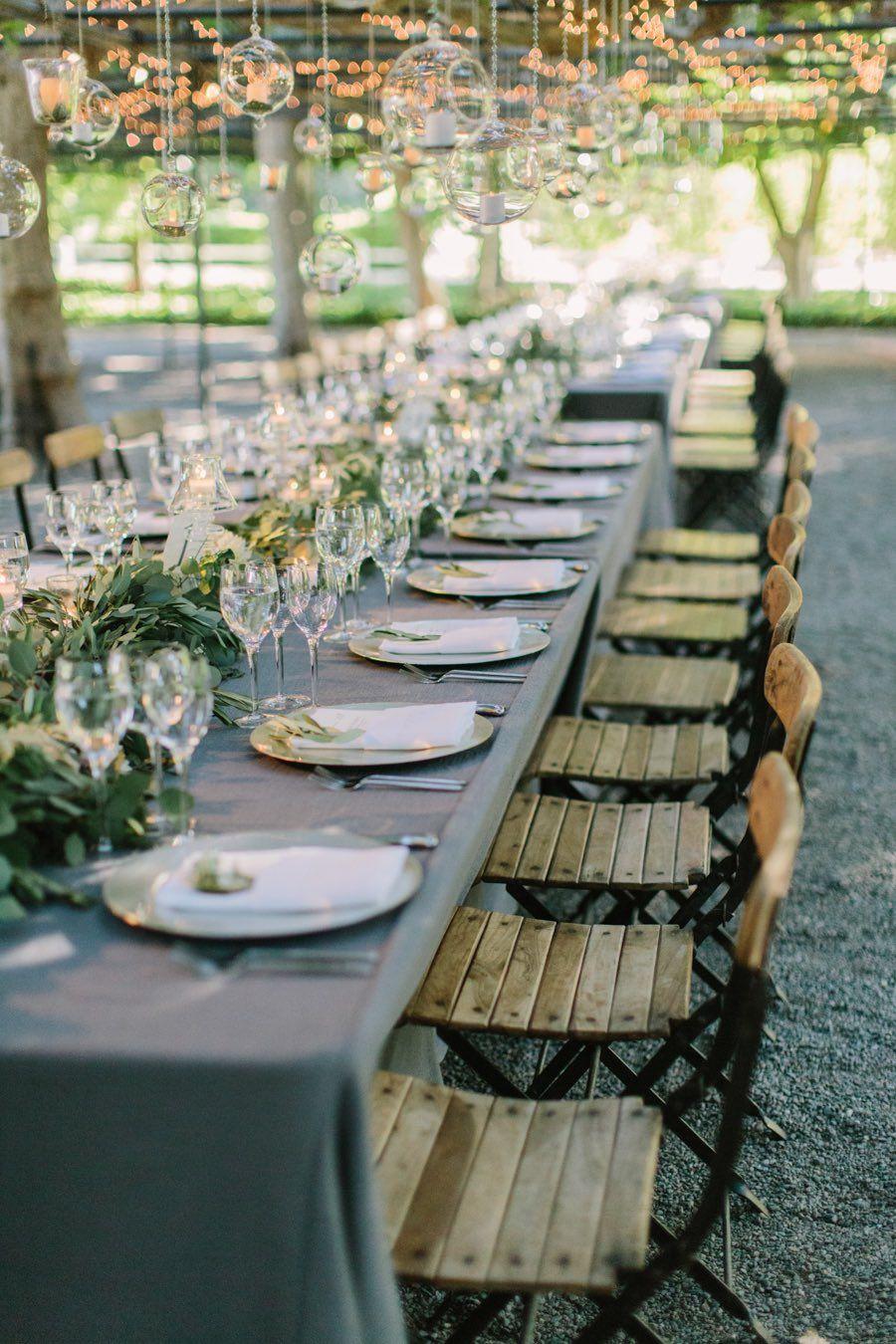Beach wedding venues in san diego  Stunning Napa Wedding Illuminates The Garden  Wedding venues
