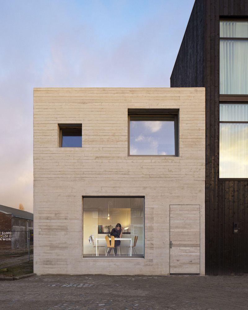 Gallery of Deventer House / Studio MAKS - 1 | Fassaden ...