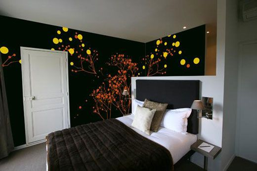 Bedroom Walls Design Ideas Wall Decorating Designs  Living Room Wall Decoration Ideas