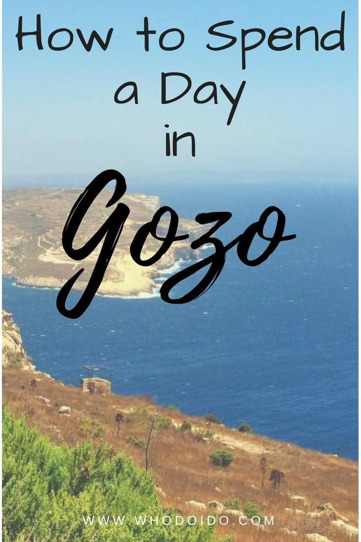 How To Spend A Day In Gozo