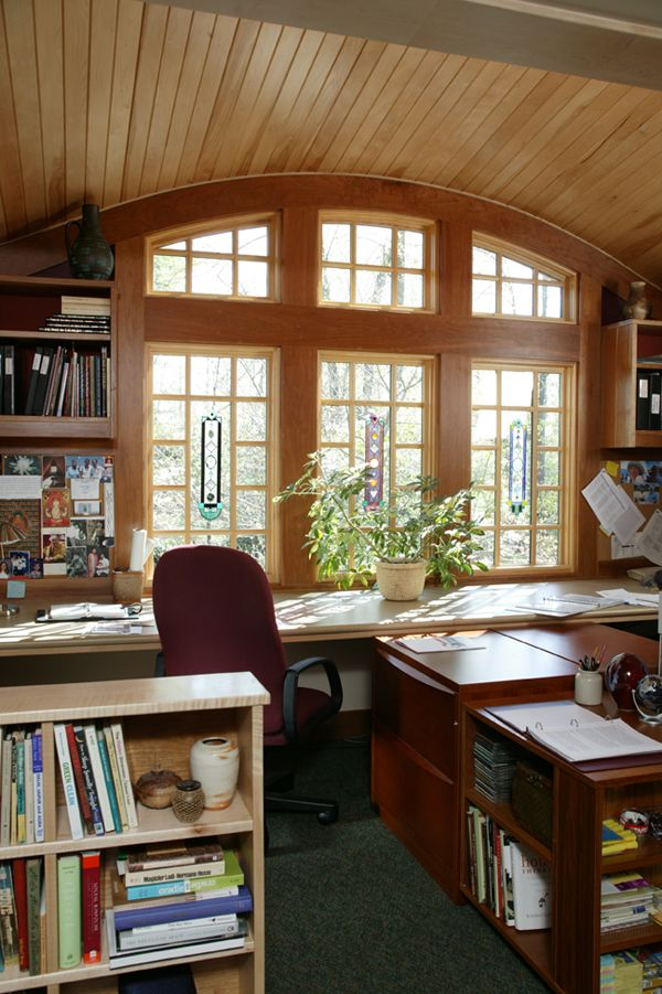 Nz Study Room: Sarah Suskana's Not So Big Home Office