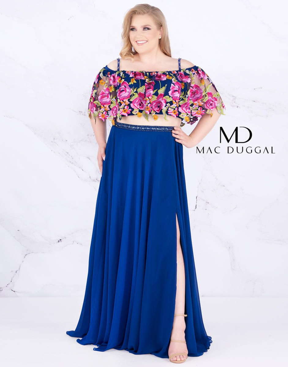 Fabulouss X Mac Duggal Plus Size Dresses Plus Size Prom Plus Size Prom Dresses Evening Dresses Plus Size [ 1200 x 941 Pixel ]