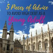 5 Ways To Avoid High Debt As A Young Adult 5 Ways To Avoid High Debt As A Young Adult