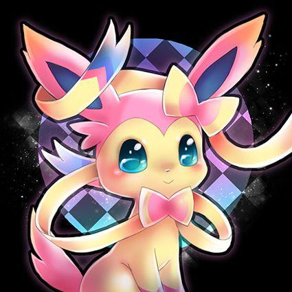 Pokemon eevelution icon - Sylveon by blackywolfer on DeviantArt