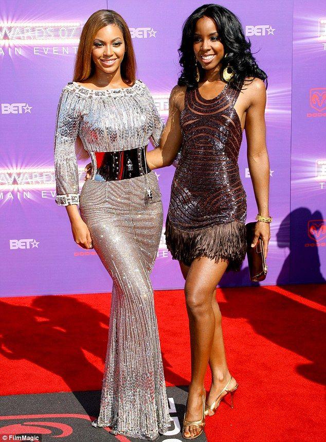 Kelly Rowland Destinys Child Destiny's Child star K...