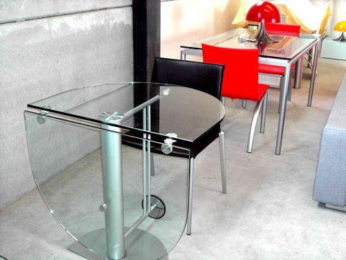 mesa estrecha para cocina   Mesas de arrimo y de centro   Pinterest ...