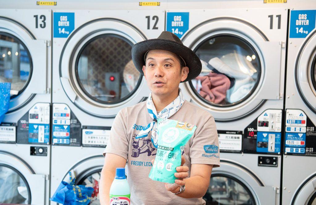 洗濯ソムリエから教わる 酸素系漂白剤 フル活用術 洗濯 酸素系