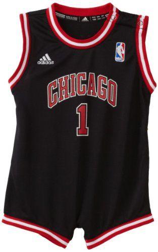 NBA Chicago Bulls Derrick Rose Onesie Alternate Jersey - R22Uubb5 Infant -  http    35bdf517e