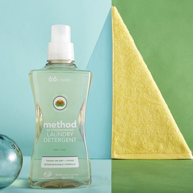 Method 4x Concentrated Laundry Detergent Free Clear
