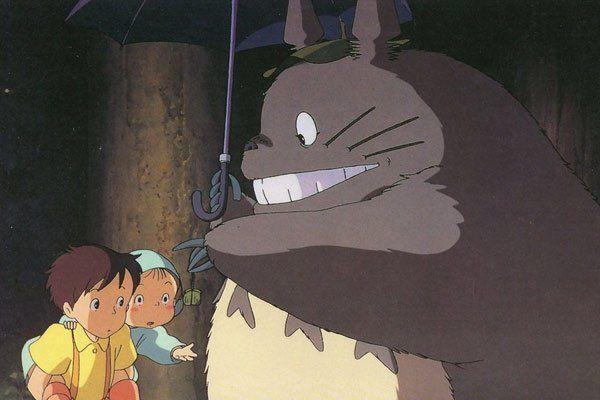 Mon Voisin Totoro トトロ 宮崎駿 ジブリ イラスト