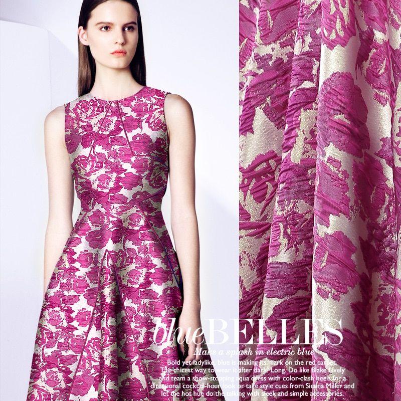 Cheap Designer Fabric Buy Quality Fabric Fashion Directly From China Fashion Designer Fabric Suppliers 100x150cm Vo Fashion Fabric Woven Dress Fashion Design