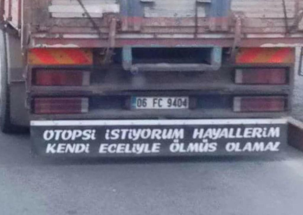 Db On Kamyon Edebiyatı Twitter Humor Ve Vehicles