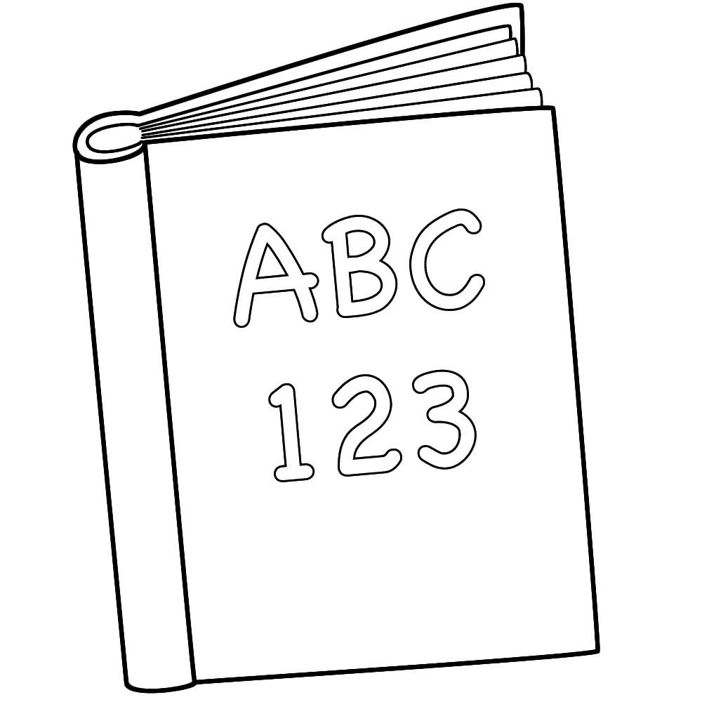 Back To School Coloring Page Coloring Book Pages School Coloring Pages Coloring Pages [ 1000 x 1000 Pixel ]