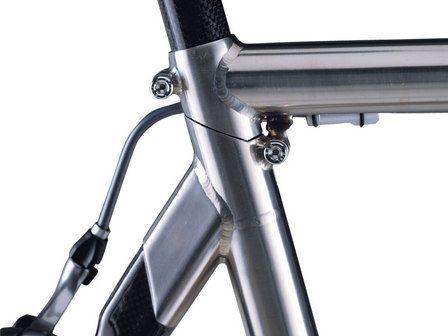 Ritchey Logic - Frames - Break-Away Road - Ti/Carbon Frame | Bike ...