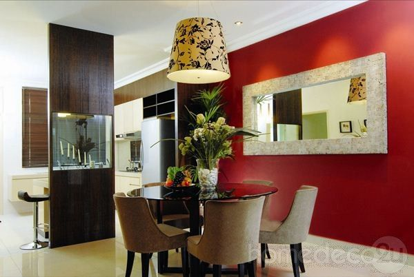Residential Double Storey House Interior Design In Usj Putra Heights By Sqft Space Design