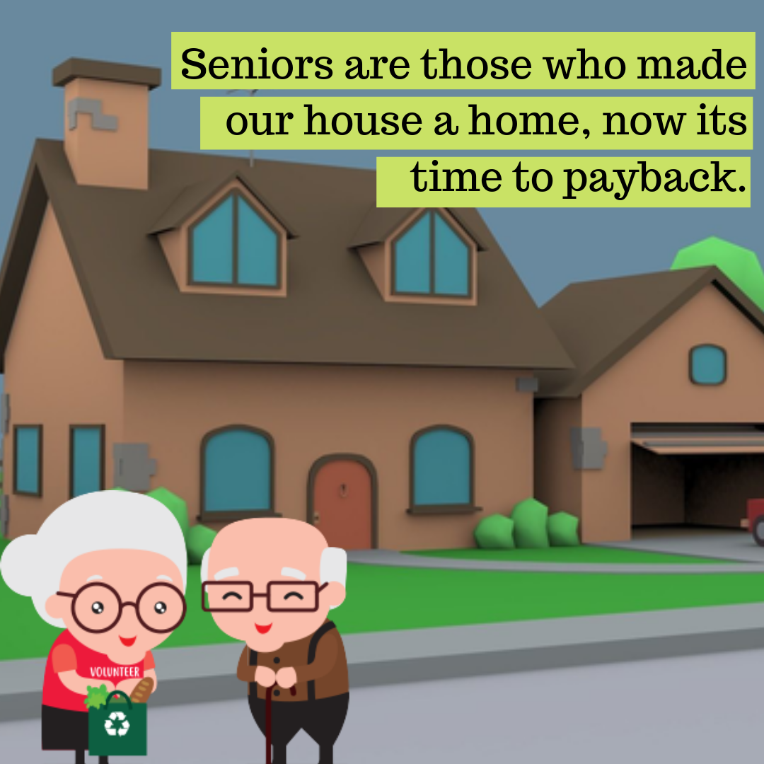 Seniors Are Those Who Made Our House A Home Now Its Time To Payback Realestateinvestment Realestate Re Real Estate Home Buying Real Estate Investing