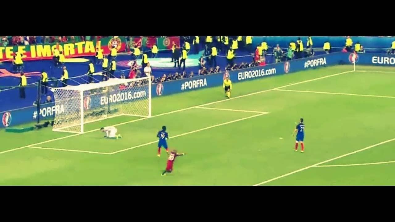 Eder Amazing Goal Portugal Vs France 1 0 Euro 2016 Final Hd Portugal Vs France Amazing Goals Euro