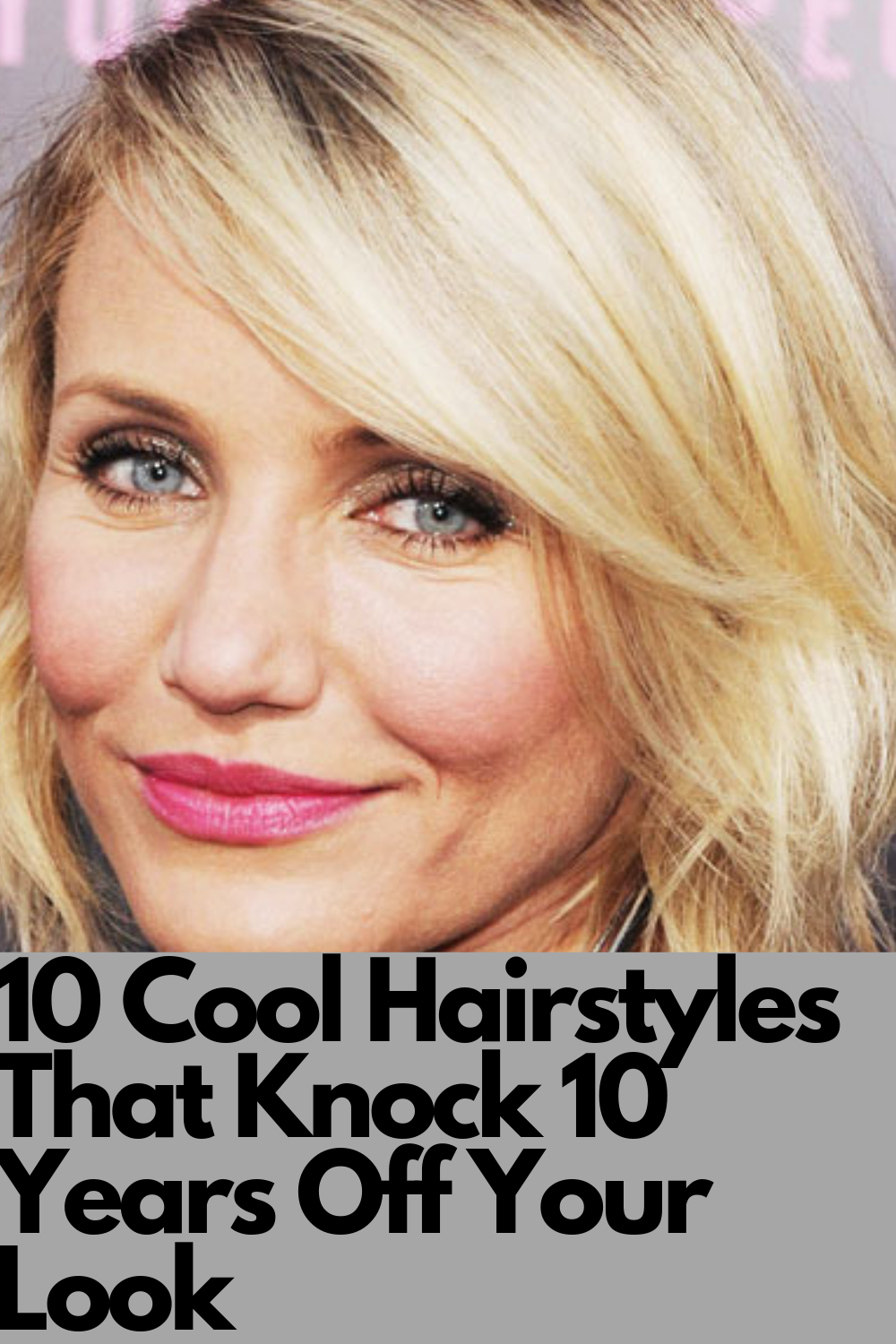 10 Cool Hairstyles That Knock 10 Years Off Your Look Cool Hairstyles Kris Jenner Hair Hair Styles