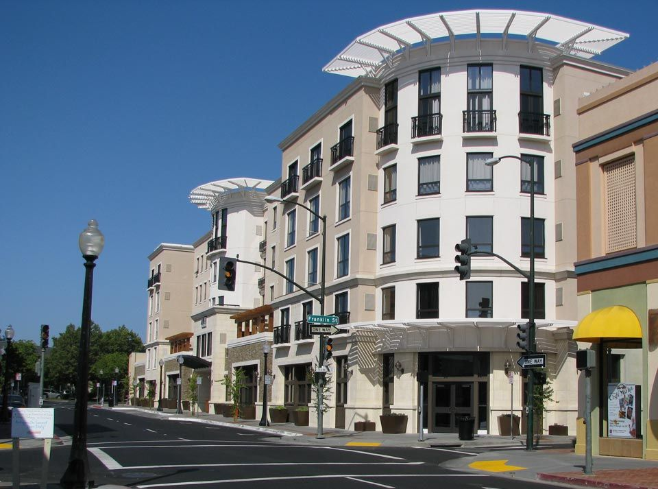 Downtown Napa Andaz Hotel On First Street