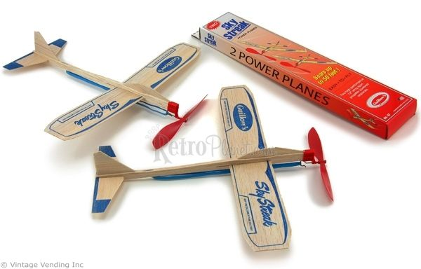 oh i loved these little planes