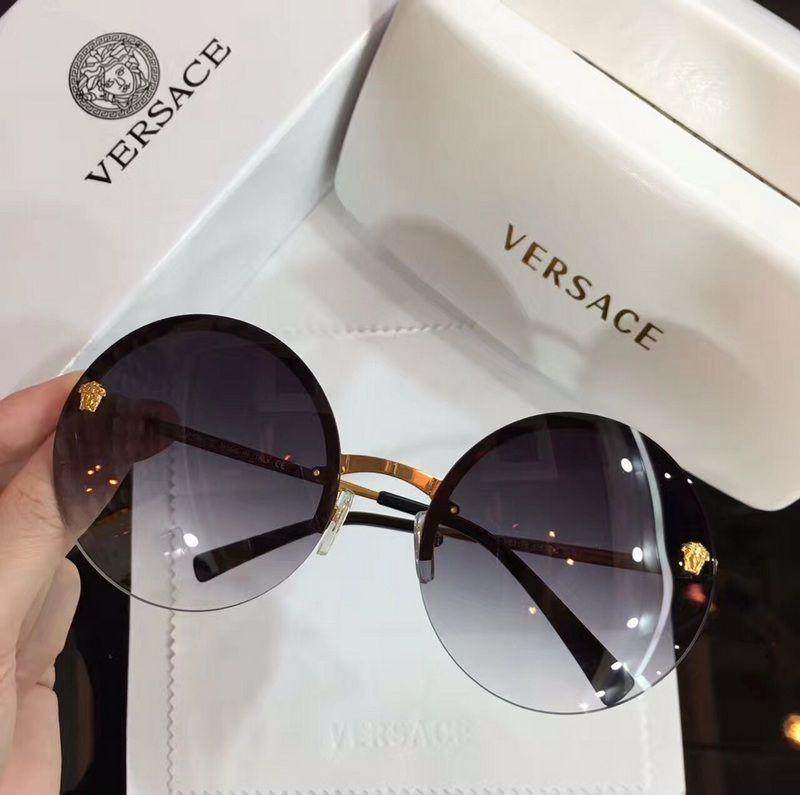 dc5eb25cf8b09 Discover ideas about Versace Fashion. Buy cheaper fake Versace V1573 Square Frame  Eyewear