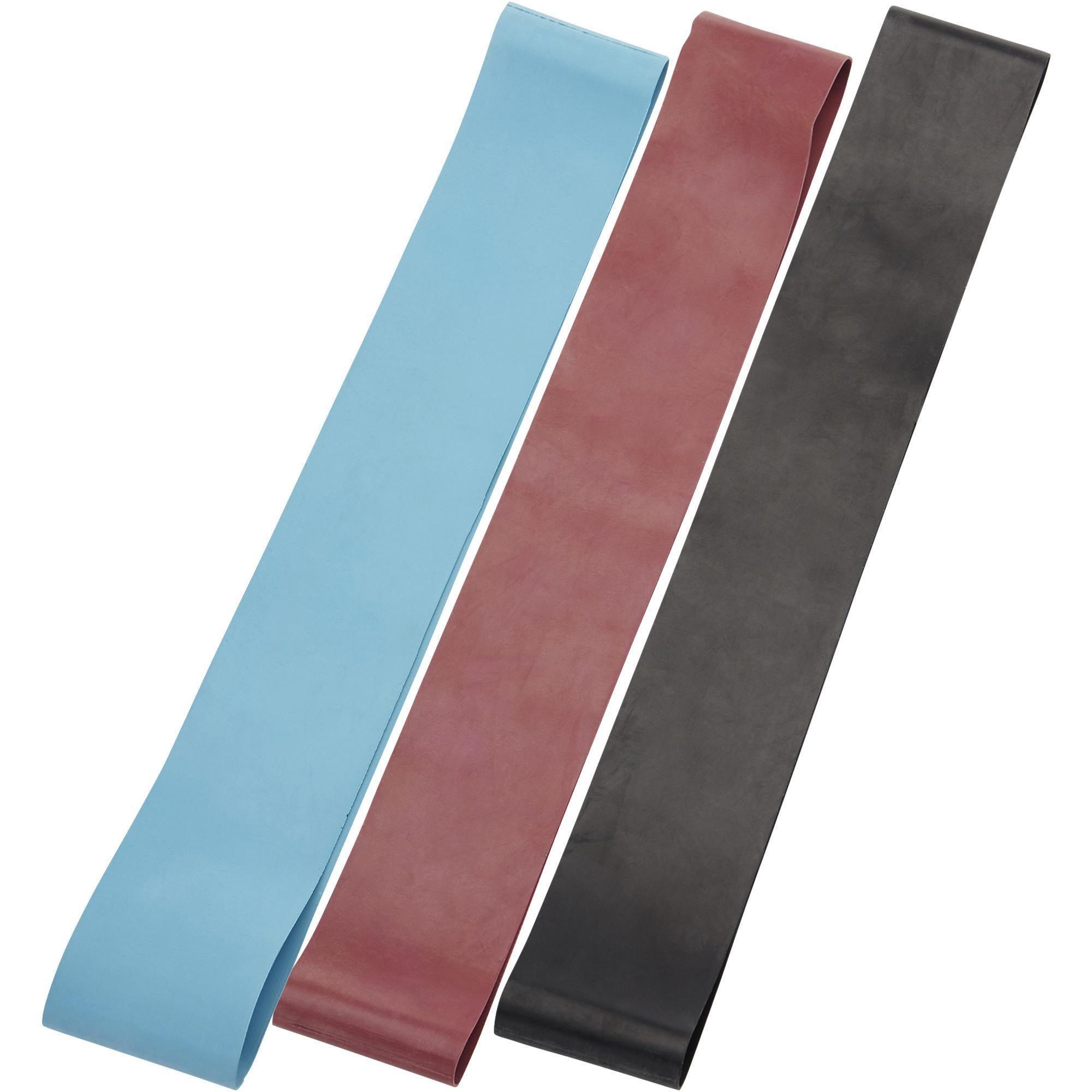 Kit mini bandes elastiques caoutchouc x3 Bande elastique