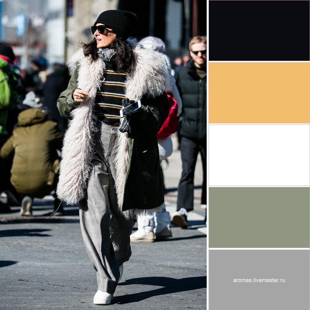671855bcf6dc В цветовых решениях модных образов сезона осень-зима 2016 2017 можно  выделить заметное присутствие. Color ShadesCity ...