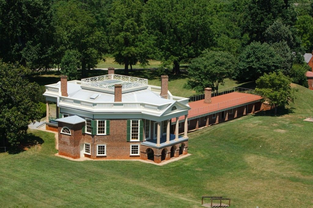 Poplar Forest Was Thomas Jefferson S Plantation In What Is Now