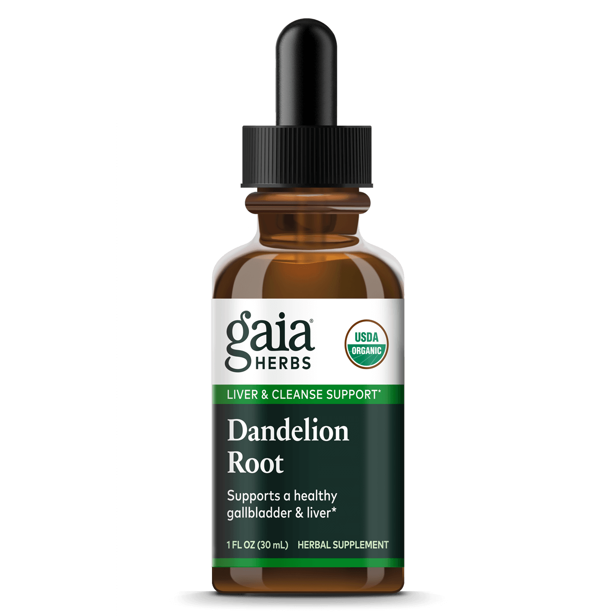 19+ Dandelion Root, Certified Organic   4 oz