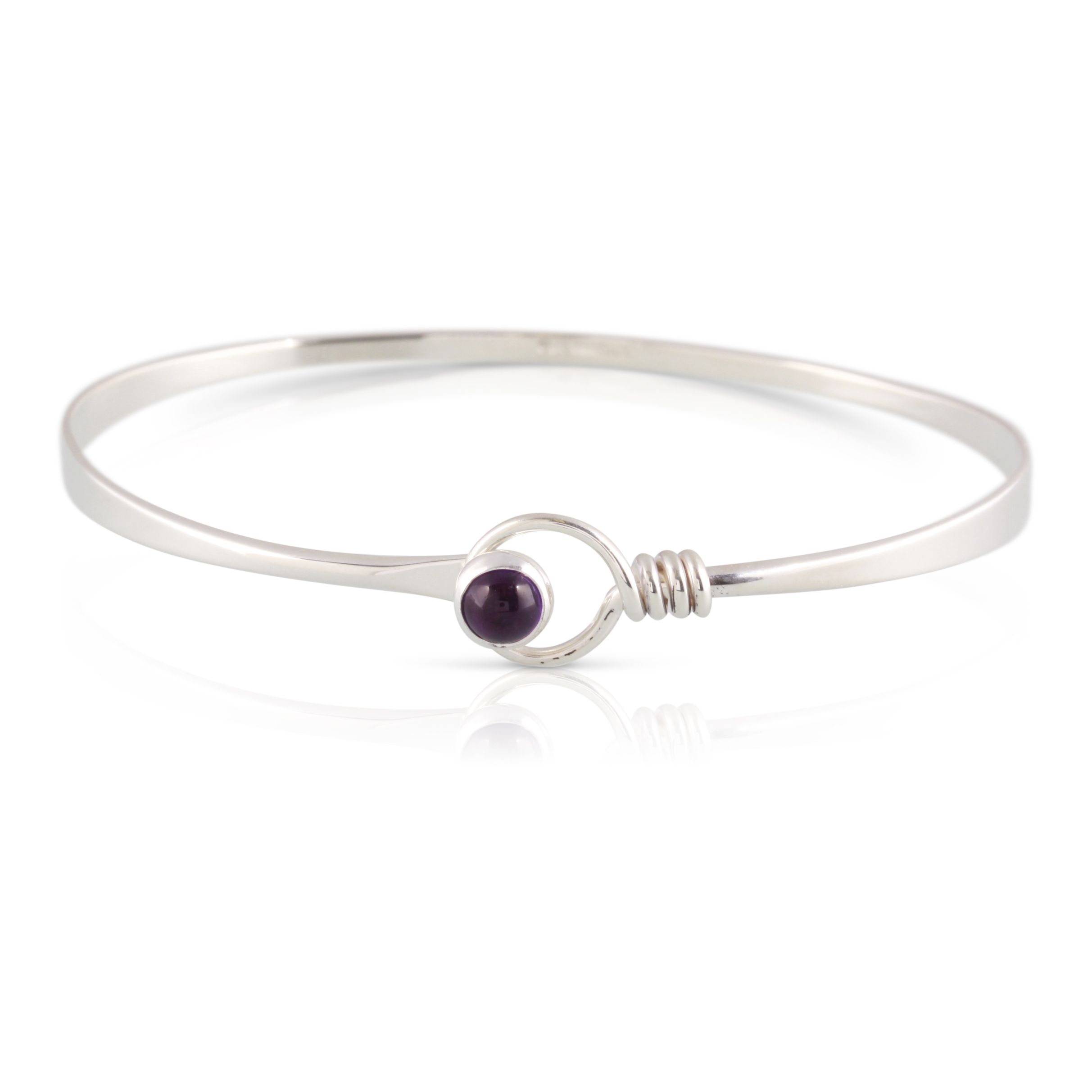 bracelets moeller chain sterling bangles jeweler f shop bangle amethyst classic bracelet and r silver