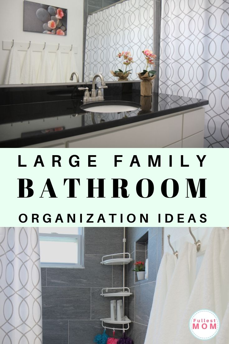 Large Family Bathroom Ideas That Are Easy and Helpful ...