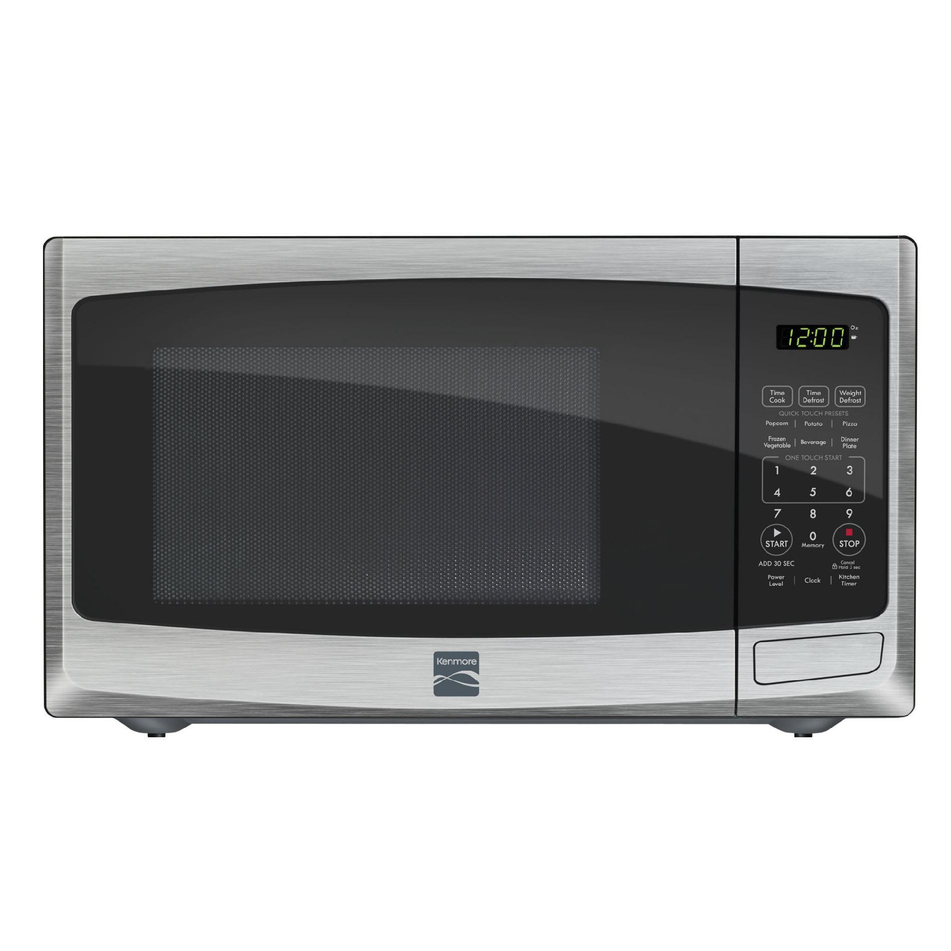 Kenmore Countertop Microwave 0 9 Cu Ft 73093 Sears