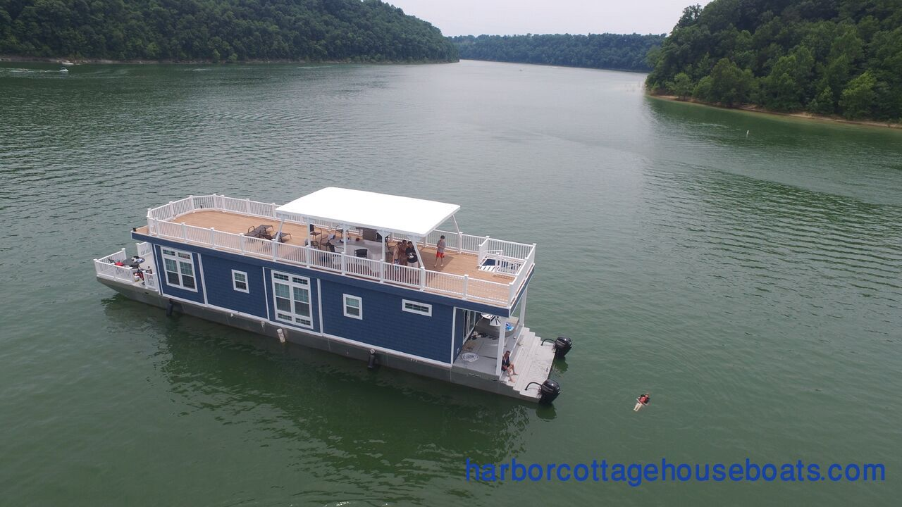 check out the link below to see our harbor cottage houseboats rh pinterest com
