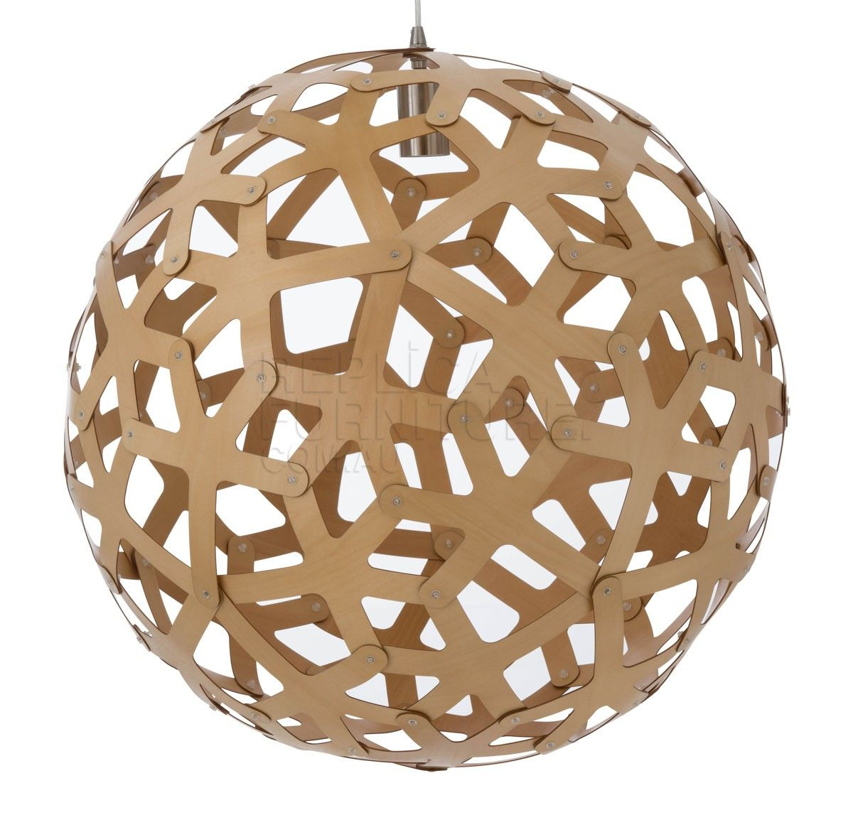 Replica david trubridge coral pendant 60cm the replica david coral pendant light by david trubridge replica replica lighting australia audiocablefo