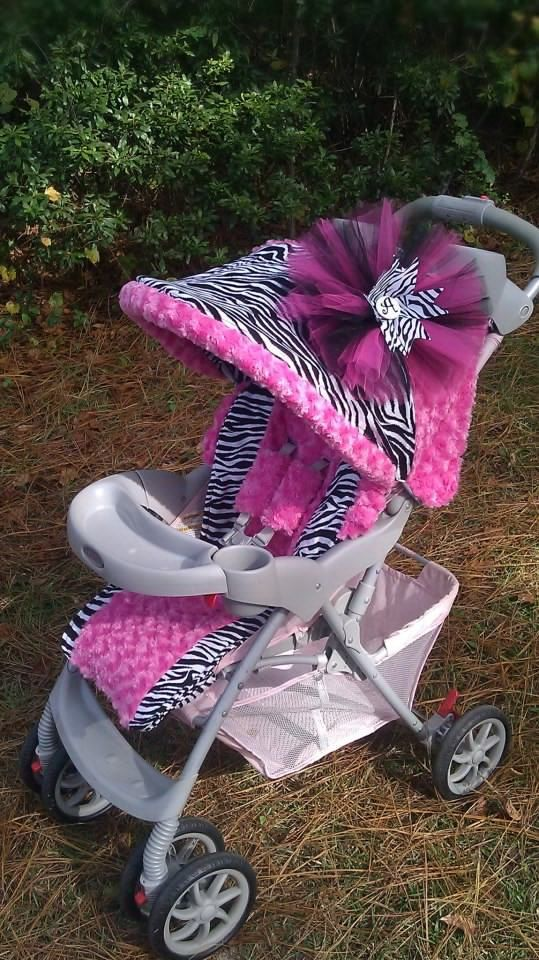 MUST MAKE THIS! Matching Stroller and Carseat Cover Set. $150.00 ...