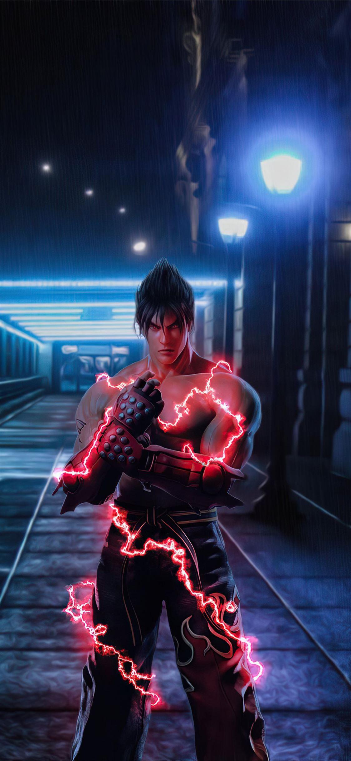 Tekken 7 Jin Kazama Tekken7 Games Psgames 4k 2020games Iphonexwallpaper Jin Kazama Tekken 7 Jin Tekken 7