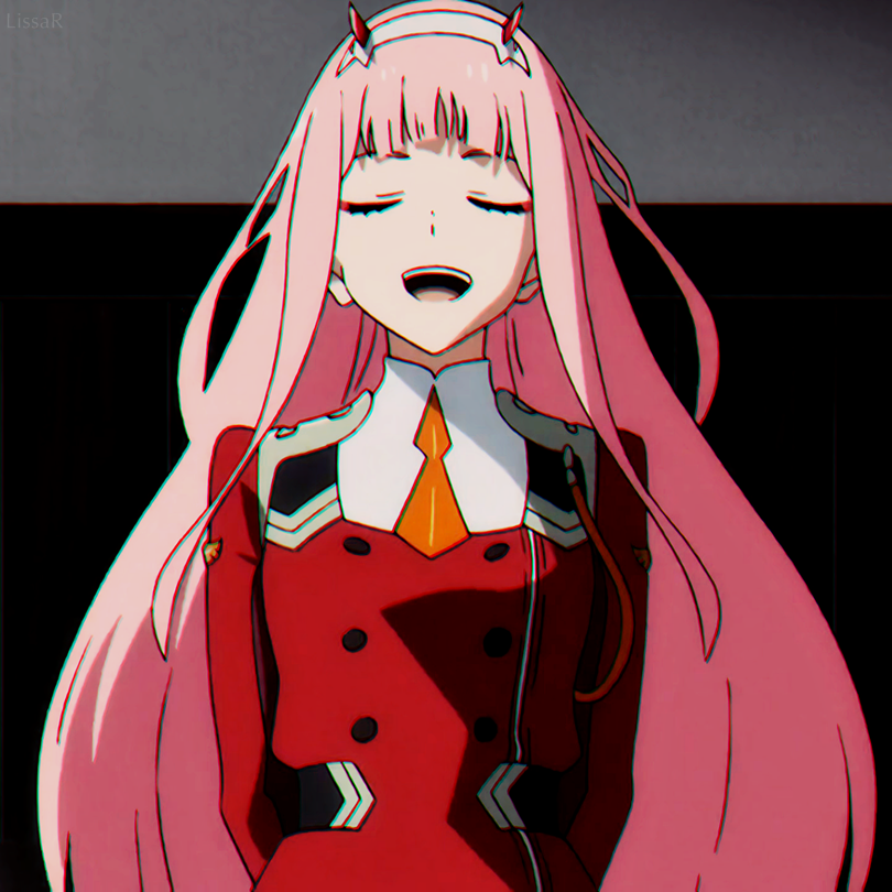 Zero Two Icons Tumblr Personagens De Anime Querida No Franxx Menina Anime
