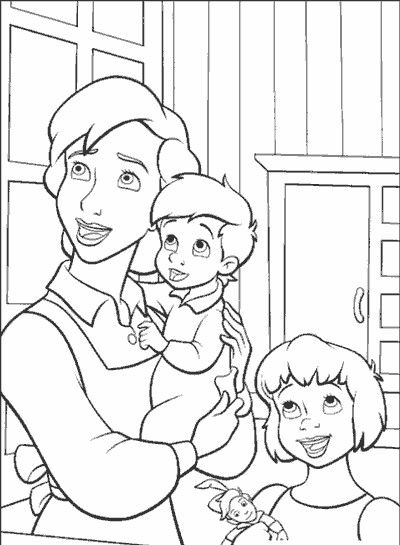 Explore Peter Pan Coloring Pages And More