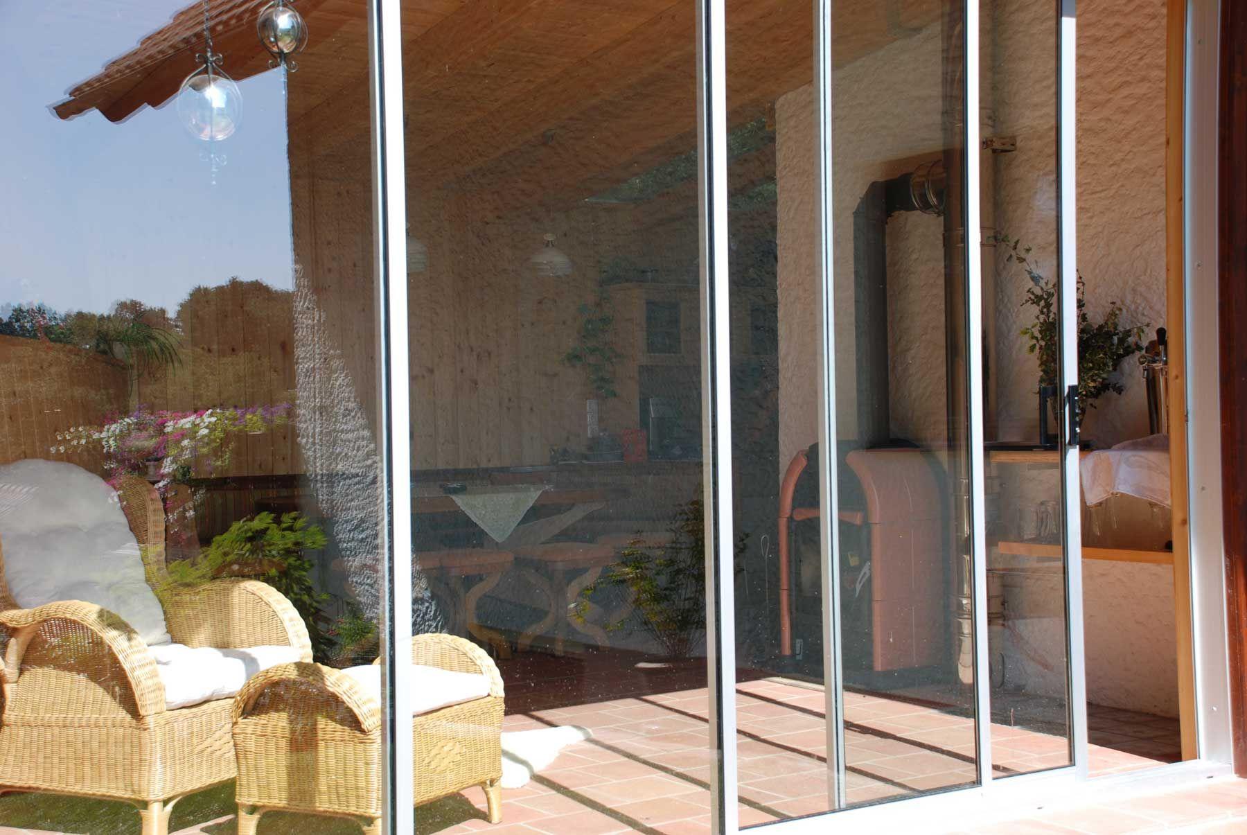 flexible schiebetren von neher multiraum fr verschiedene lsungen - Windschutz Terrasse Flexibel