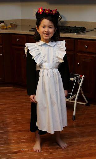 Amelia Bedelia costume