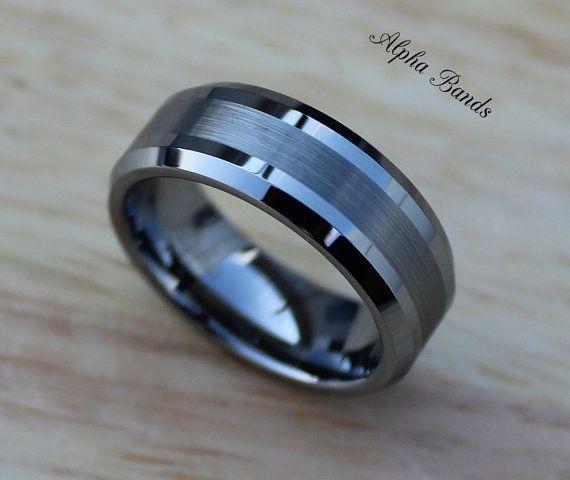 Clifftheman Wedding Rings Mens Wedding Rings Rings For Men
