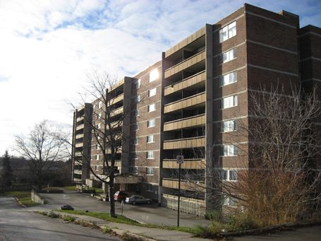 Park Place - 70 Drury Street Bradford, Ontario | Apartments for ...