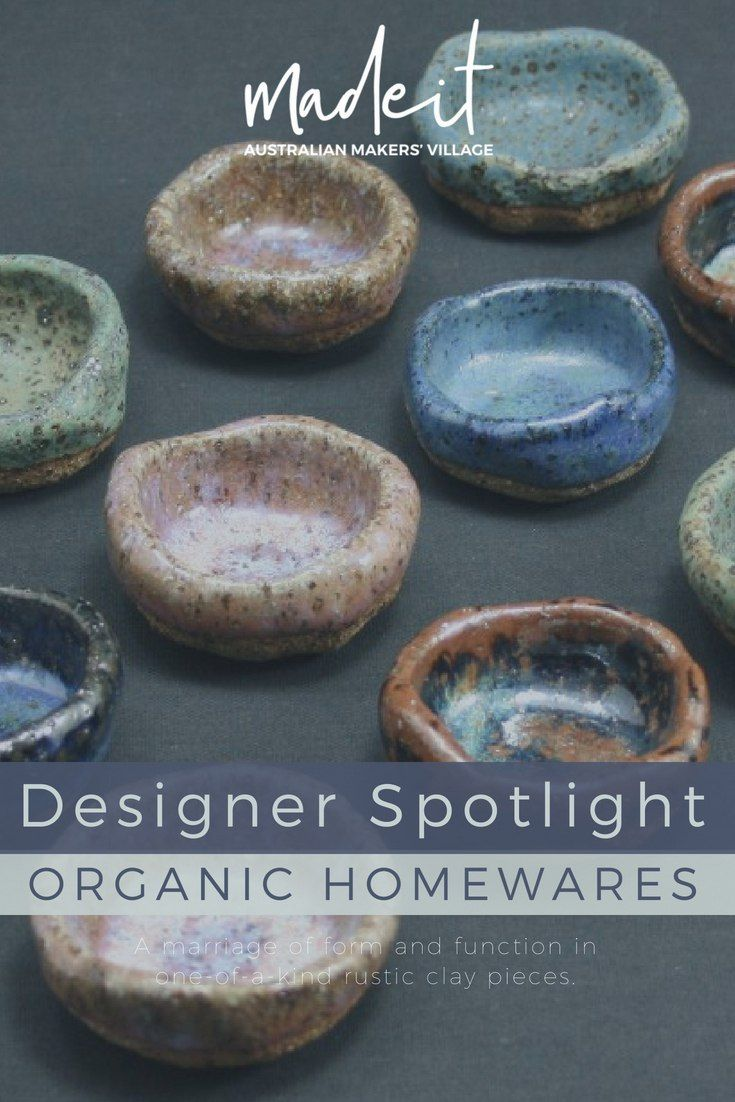 Tallaine Is A Part Time Potter With A Love Of Organic