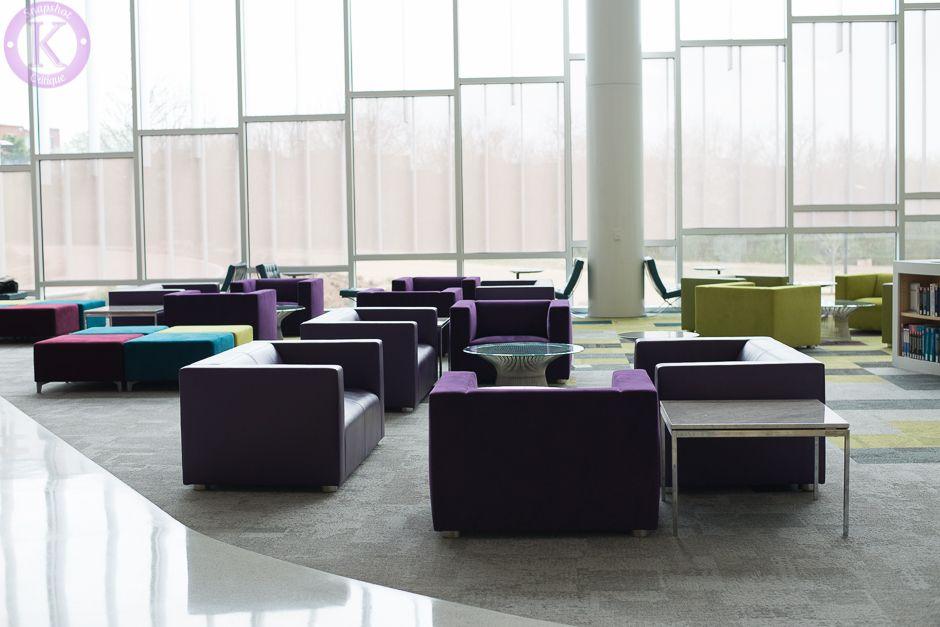 NCSU Hunt Library Furniture KRISP Snapshot Critique Photography Blog