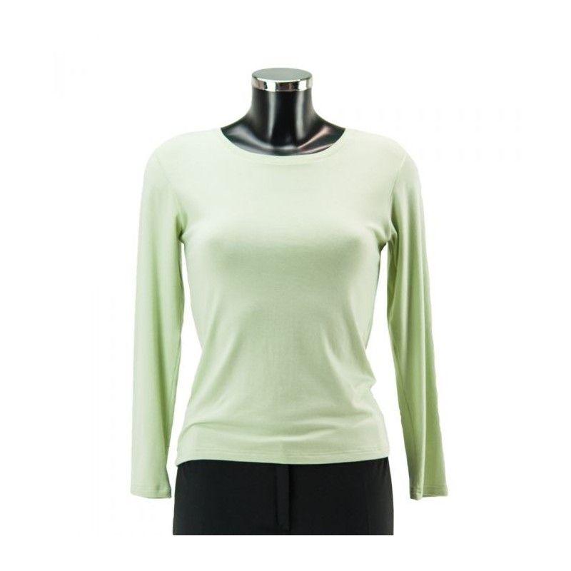 Lieb Ju - Longsleeve Vanessa Hellgrün, 45,00 € inkl MwsT + Versand, Shirts von Lieb Ju Design - jetzt bei ginerro bestellen