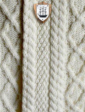 O'Driscoll Clan Aran Throw Clans Pinterest Aran Sweaters Awesome Aran Throw Blanket