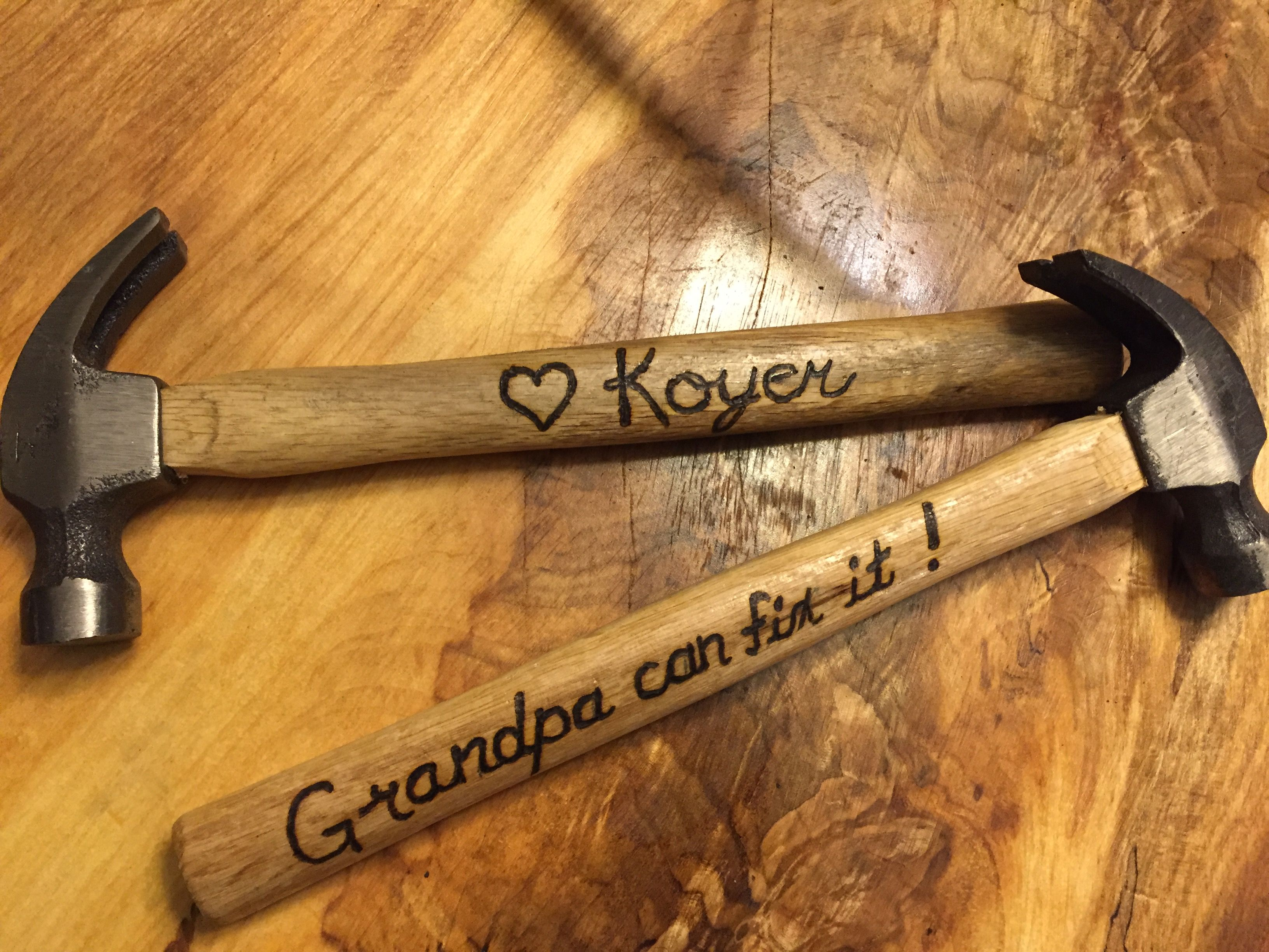 Personalized Hammer, Personalized Tools, Gifts for Dad, Gifts for Men, Etched Gifts